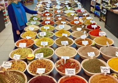 Israel food spices